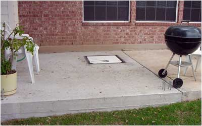 Tornado Guard Storm Shelter Photo By Customer 1