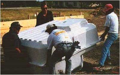 Tornado Guard Storm Shelter Professional Install Photo 1